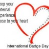 International Badge Day Celebration Held on Campuses Across the Nation
